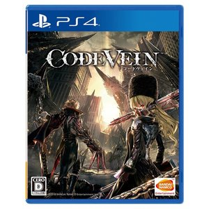 発売日前日出荷 新品 PS4ソフト CODE VEIN|comgstore