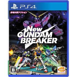 新品 PS4ソフト New ガンダムブレイカー 通常版 comgstore