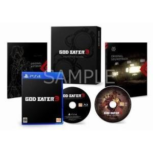 発売日前日出荷 新品 PS4ソフト GOD EATER 3 初回限定生産版|comgstore