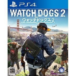 新品 PS4ソフト ウォッチドッグス2 comgstore