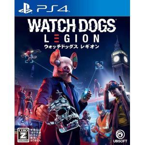 送料無料 新品 PS4ソフト ウォッチドッグス レギオン 通常版|comgstore