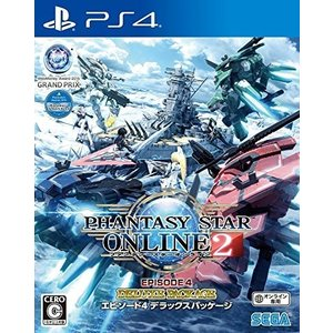 ■新品■ PS4 ファンタシースターオンライン2 エピソード4 デラックスパッケージ|comgstore
