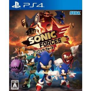 新品 PS4ソフト ソニックフォース|comgstore