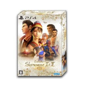 新品 PS4ソフト  シェンムー I&II(限定版)|comgstore