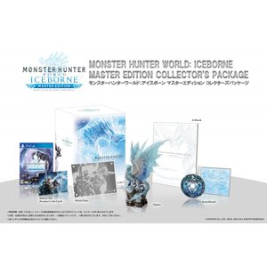 PS4ソフト モンスターハンターワールド:アイスボーン マスターエディション コレクターズパッケージ|comgstore