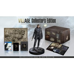 新品 PS4ソフト BIOHAZARD VILLAGE(バイオハザードヴィレッジ) Z Version COLLECTOR'S EDITION PS4版|comgstore