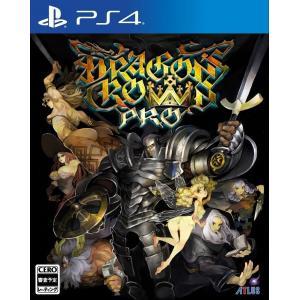 ■新品■ PS4 ドラゴンズクラウン・プロ|comgstore