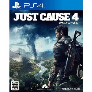 新品 PS4ソフト ジャストコーズ4(JUST CAUSE 4)|comgstore