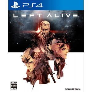 発売日前日出荷 新品 PS4ソフト レフト アライヴ(LEFT ALIVE)|comgstore