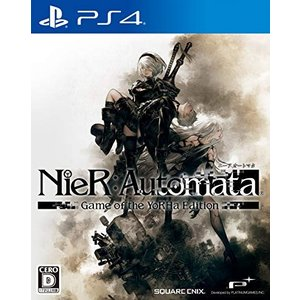 PS4ソフト  ニーア オートマタ Game of the YoRHa Edition|comgstore
