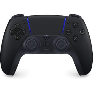 新品 PS5用 DualSense ワイヤレスコントローラー(ミッドナイトブラック)|comgstore