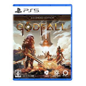 PS5ソフト  Godfall(ゴッドフォール) Advanced Edition|comgstore
