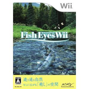 新品 Wiiソフト フィッシュアイズWii|comgstore