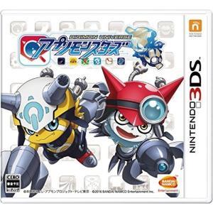 新品 3DSソフト デジモンユニバースアプリモンスターズ|comgstore