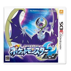 新品 3DS ポケットモンスター ムーン|comgstore