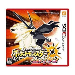 新品 3DS ポケットモンスター ウルトラサン|comgstore