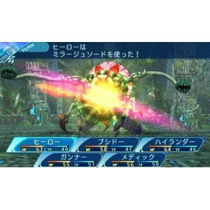 新品 3DSソフト 世界樹の迷宮X(クロス)|comgstore|06