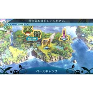 新品 3DSソフト 世界樹の迷宮X(クロス)|comgstore|07