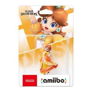 発売日前日出荷 新品 Nintendo Switch amiibo デイジー(大乱闘スマッシュブラザーズシリーズ)|comgstore