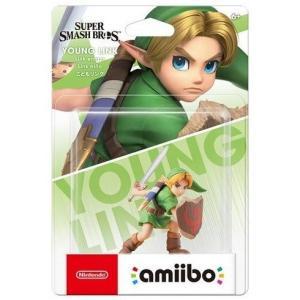 発売日前日出荷 新品 Nintendo Switch amiibo こどもリンク(大乱闘スマッシュブ...