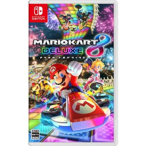 新品 Nintendo switchソフト マリオカート8 デラックス