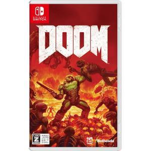 新品 Nintendo switchソフト DOOM|comgstore