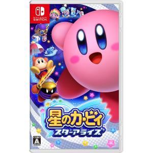 新品 Nintendo switchソフト 星のカービィ スターアライズ|comgstore
