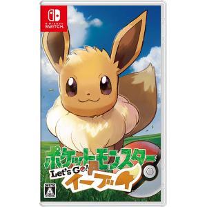 新品 Nintendo Switchソフト ポケットモンスター Let's Go! イーブイ|comgstore
