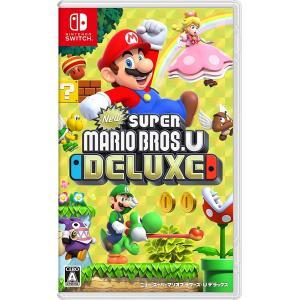 新品 Nintendo Switchソフト NewスーパーマリオブラザーズUデラックス|comgstore