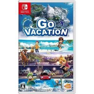 新品 Nintendo Switchソフト GO VACATION(ゴーバケーション)|comgstore