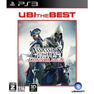 中古 PS3ソフト アサシンクリード コナーサーガ ユービーアイ・ザ・ベスト|comgstore
