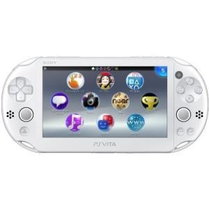 中古 Vita本体 PS Vita Wi-Fiモデル  ホワイト(PCH-2000)|comgstore