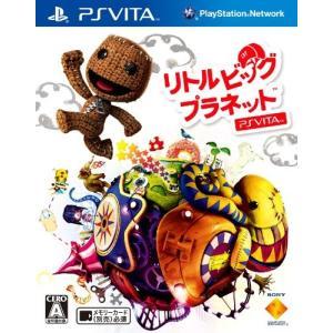 中古 Vitaソフト リトルビッグプラネット PlayStation Vita|comgstore
