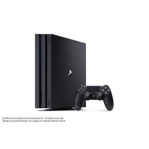 中古 4K対応高機能モデル PlayStation4 Pro ジェット・ブラック 1TB(CUH-7100BB01) comgstore