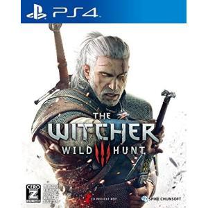 中古 PS4ソフト ウィッチャー3 ワイルドハント