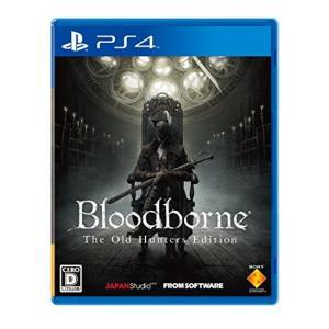 中古 PS4ソフト Bloodborne The Old Hunters Edition 通常版|comgstore