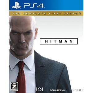 中古 PS4ソフト ヒットマン ザ・コンプリート ファーストシーズン comgstore