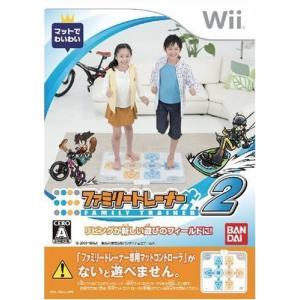 中古 Wiiソフト ファミリートレーナー2|comgstore