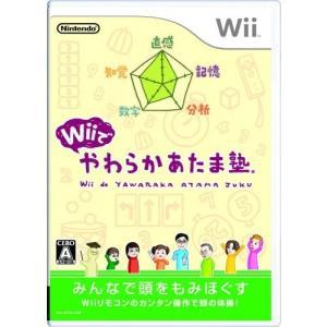 中古 Wiiソフト Wiiでやわらかあたま塾 comgstore