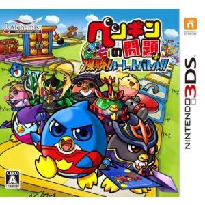 中古 3DSソフト ペンギンの問題+ 爆勝! ルーレットバトル!!|comgstore