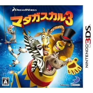 中古 3DSソフト マダガスカル3|comgstore