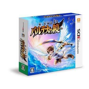 中古 3DSソフト 新・光神話 パルテナの鏡|comgstore