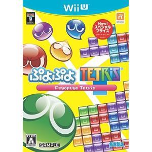 中古 WiiUソフト ぷよぷよテトリス スペシャルプライス|comgstore