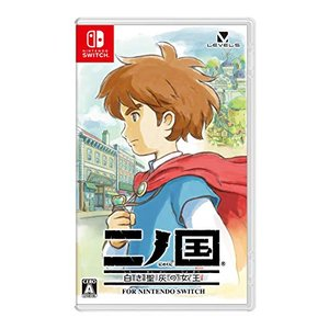 中古 Nintendo Switchソフト  二ノ国 白き聖灰の女王 for Nintendo Switch|comgstore