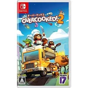 中古 Nintendo switchソフト Overcooked2 オーバークック2
