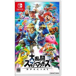 中古 Nintendo switchソフト 大乱闘スマッシュブラザーズ SPECIAL