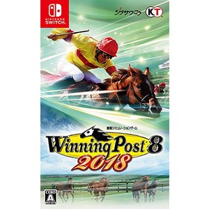中古 Nintendo Switchソフト  Winning Post 8 2018|comgstore