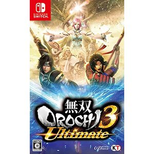 中古 Nintendo Switchソフト  無双OROCHI3 Ultimate|comgstore