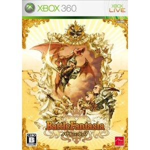 中古 Xbox360ソフト BattleFantasia(X360)|comgstore