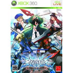 中古 Xbox360ソフト BLAZBLUE CONTINUUM SHIFT|comgstore